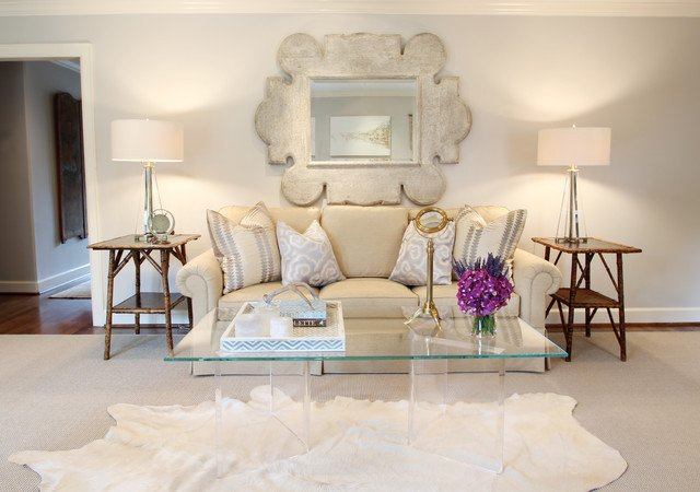 French Contemporary Living Room Inspirational Memorial French Modern Traditional Living Room Houston by Marie Flanigan Interiors