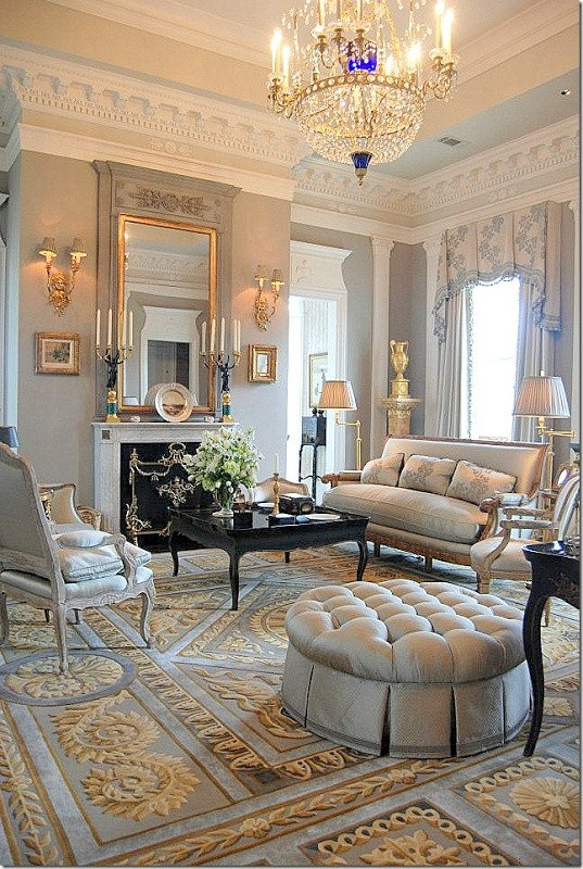 French Contemporary Living Room Luxury 15 Modern and Elegant French Living Room Designs