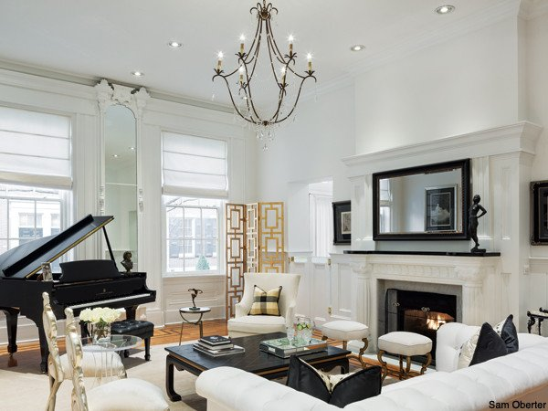 French Contemporary Living Room Unique 15 Modern and Elegant French Living Room Designs