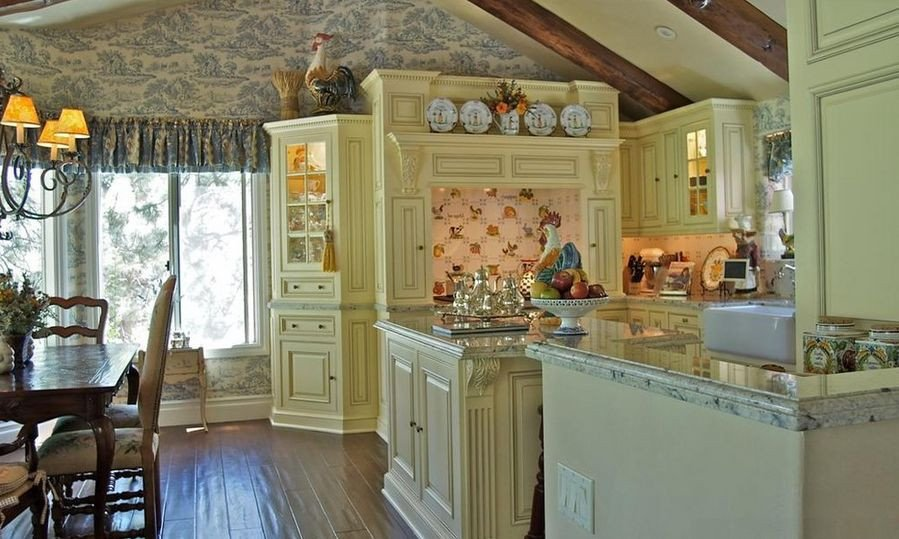 French Country Kitchen Wall Decor Awesome 20 Ways to Create A French Country Kitchen