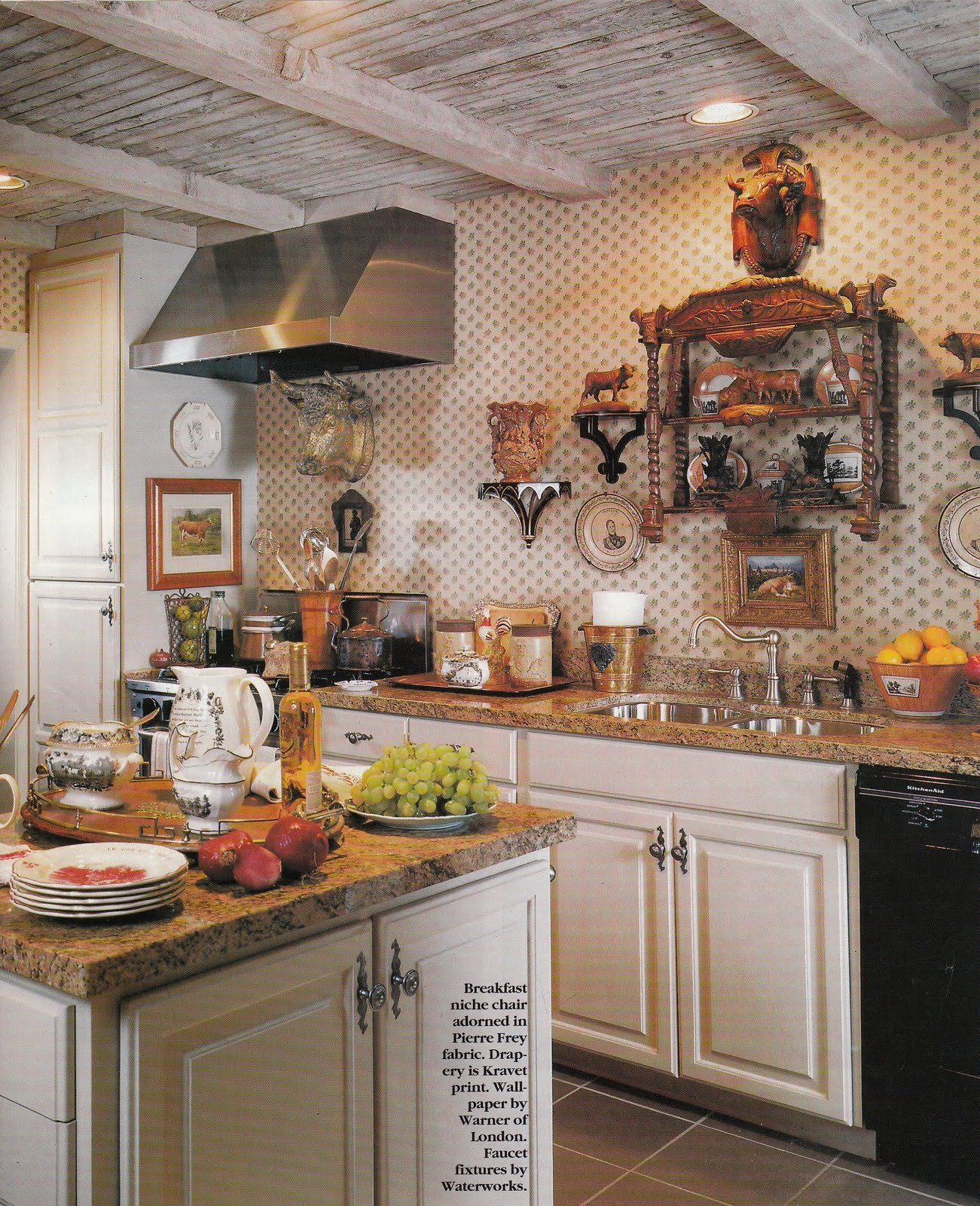 French Country Kitchen Wall Decor Fresh Hydrangea Hill Cottage French Country Decorating