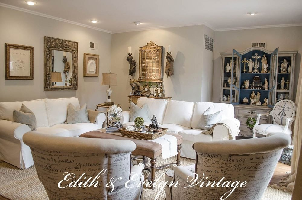 French Country Wall Decor Ideas Awesome Transforming A Family Room In A Vintage French Country Home