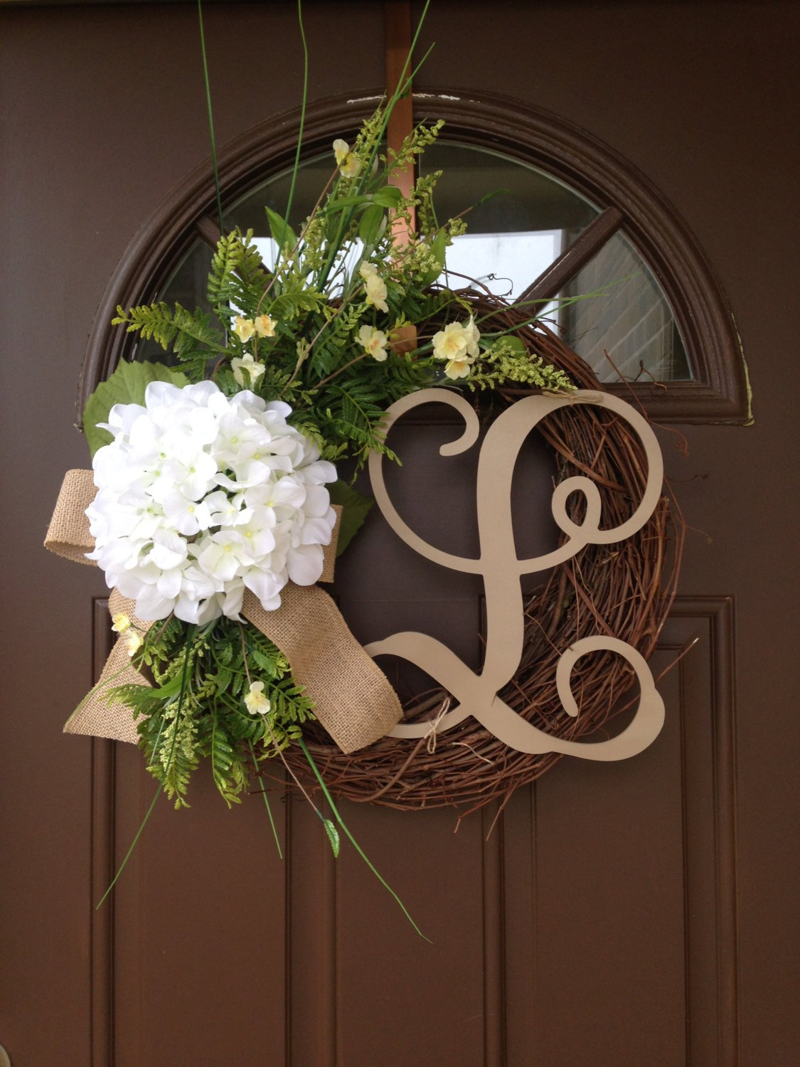 Front Door Decor for Summer Elegant Wreath Door Decor Summer Wreath for Front Door