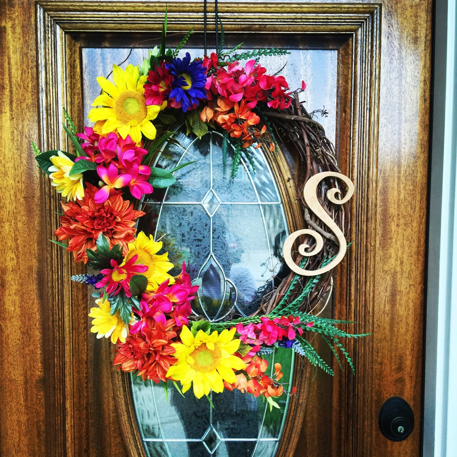 Front Door Decor for Summer Unique Front Door Decor Sunflower Wreath Summer Wreaths for Front