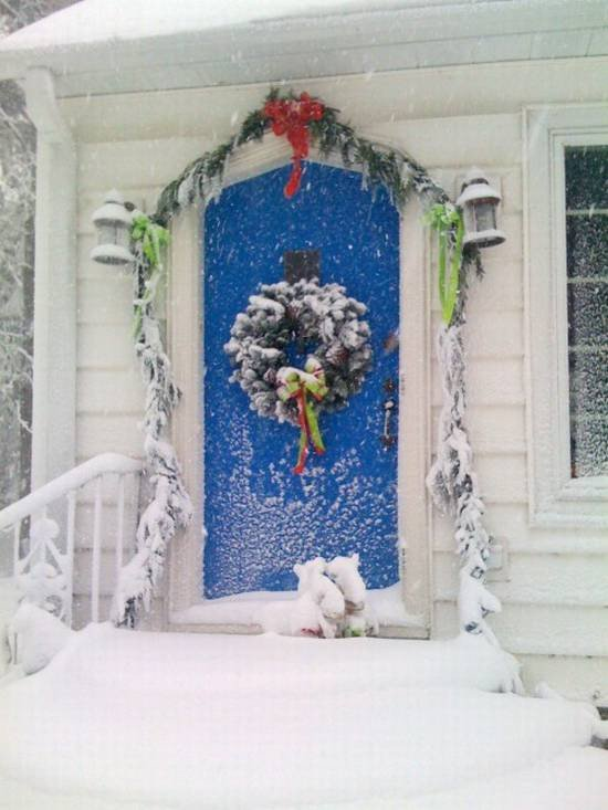 Front Door Decor for Winter Luxury Front Door Decorations