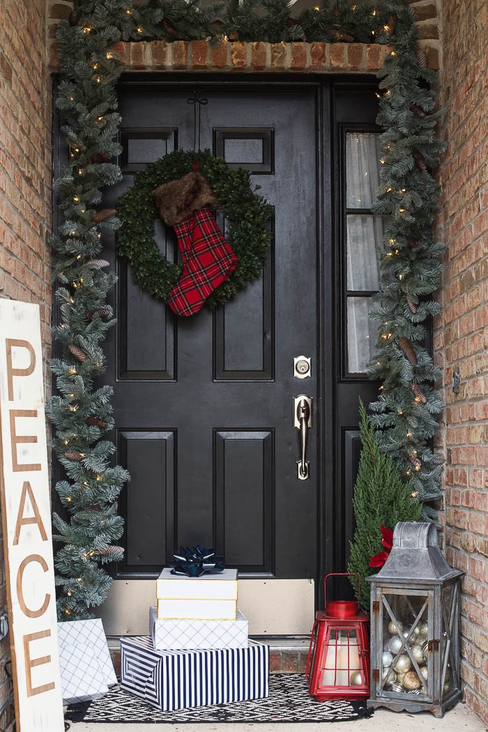 Front Porch Decor for Christmas Beautiful Best Holiday Porch Decor Ideas 4 Essential Elements