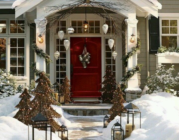 Front Porch Decor for Christmas Elegant Amazing Outdoor Christmas Decorations Balsam Hill Artificial Christmas Trees Blog