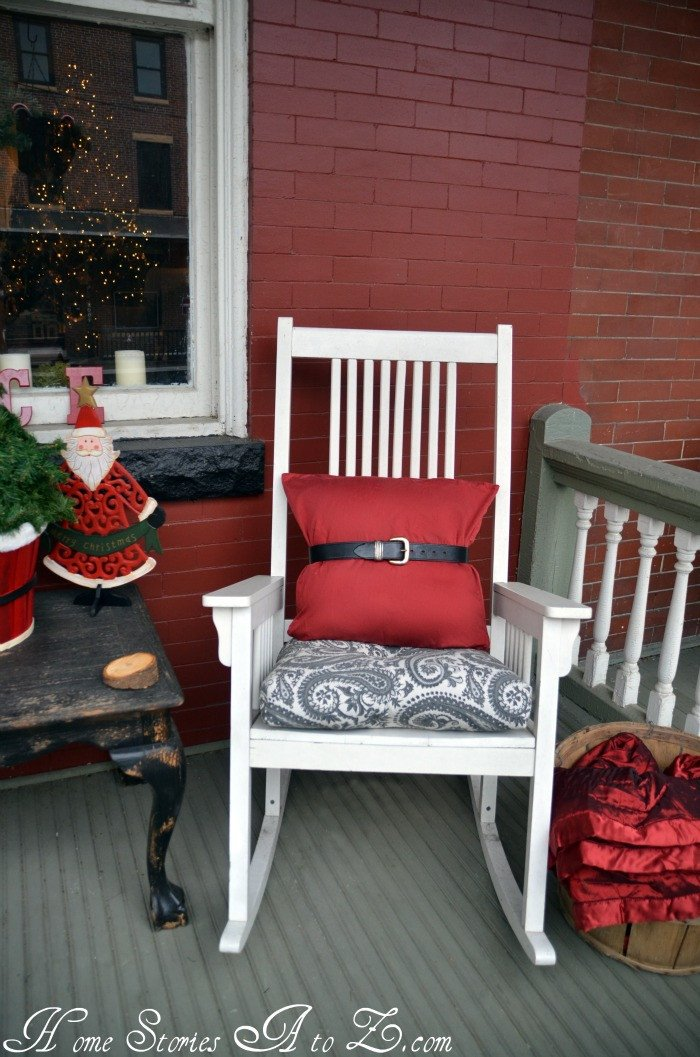 Front Porch Decor for Christmas Lovely Christmas Front Porch