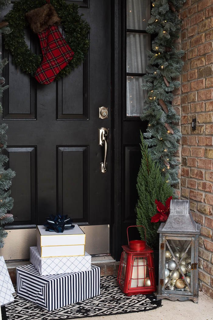 Front Porch Decor for Christmas New Best Holiday Porch Decor Ideas 4 Essential Elements