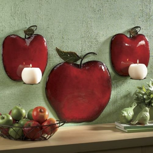 Fruit themed Kitchen Decor Collection Beautiful Best 25 Apple Kitchen Decor Ideas On Pinterest