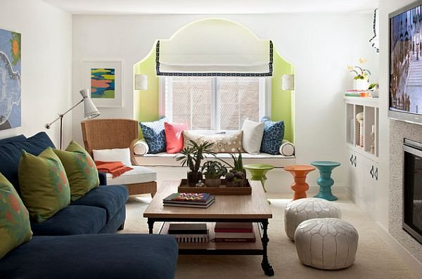 Fun Living Room Decorating Ideas Awesome Three Affordable Ways to Add Continual Color In Your Home
