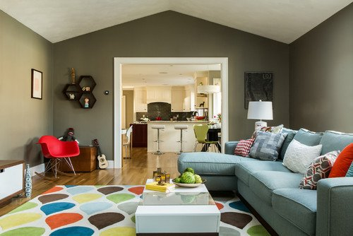 Fun Living Room Decorating Ideas Inspirational 15 Fun Features for Family Rooms