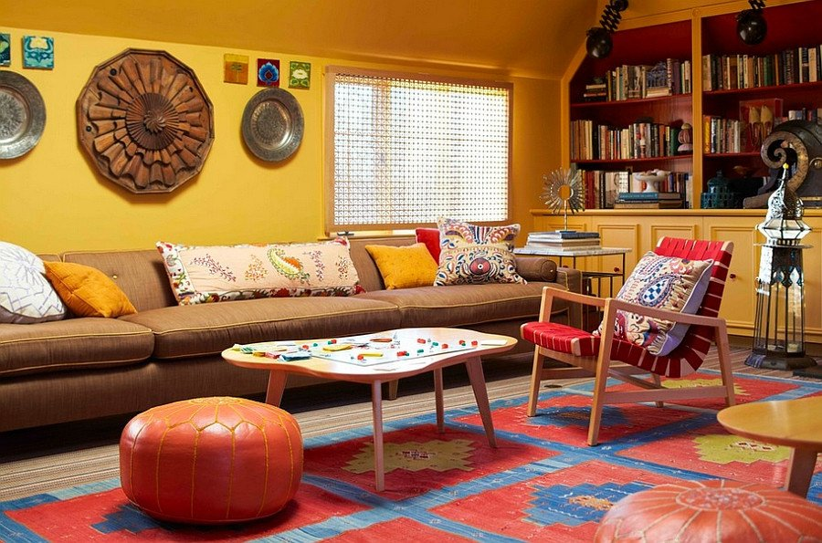 Fun Living Room Decorating Ideas Inspirational How to Design A Trendy Fun Family Room