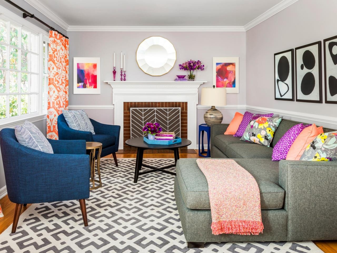 Fun Living Room Decorating Ideas Inspirational Make Your Living Room Look 20 Years Younger