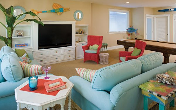 Fun Living Room Decorating Ideas Luxury Spring Up Your Home S Decor House Plans and More
