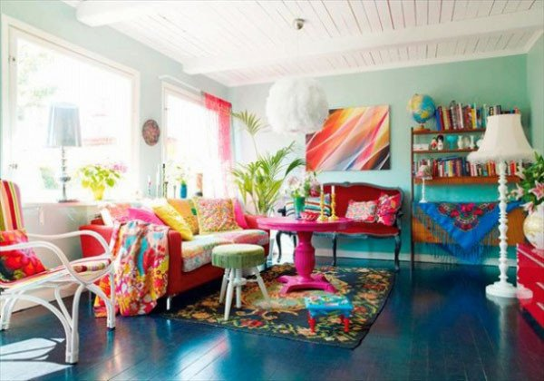 Fun Living Room Decorating Ideas New Colorful Living Room Design Ideas
