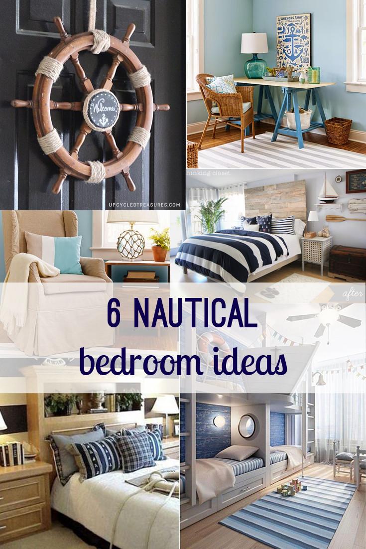 Fun Nautical Bedroom Decor Ideas Best Of Nautical Bedroom Decor Ideas Home Diy