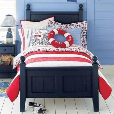 Nautical Bedroom Decor Bright Colors Fun Decorating Ideas for Kids