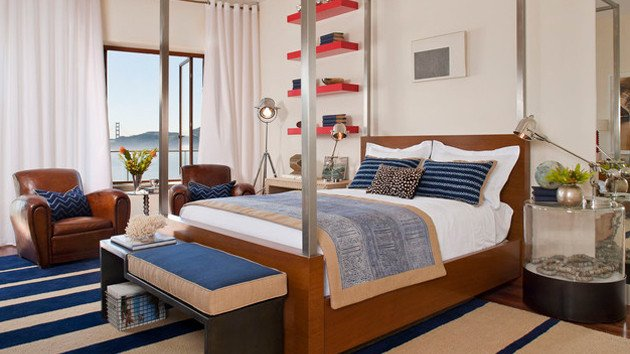 Fun Nautical Bedroom Decor Ideas Inspirational Sail with 15 Nautical themed Bedrooms