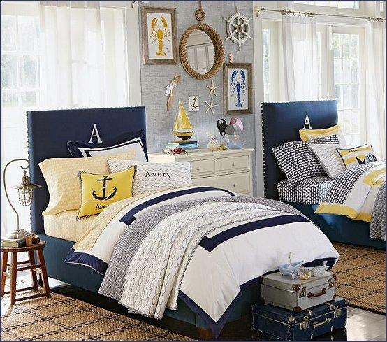Fun Nautical Bedroom Decor Ideas Lovely Decorating theme Bedrooms Maries Manor Nautical Bedroom Ideas Decorating Nautical Style