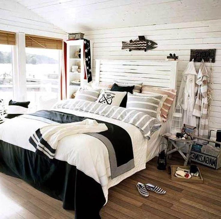 Fun Nautical Bedroom Decor Ideas Lovely Ocean Nautical Bedroom Ideas Better Home and Garden Home Decor