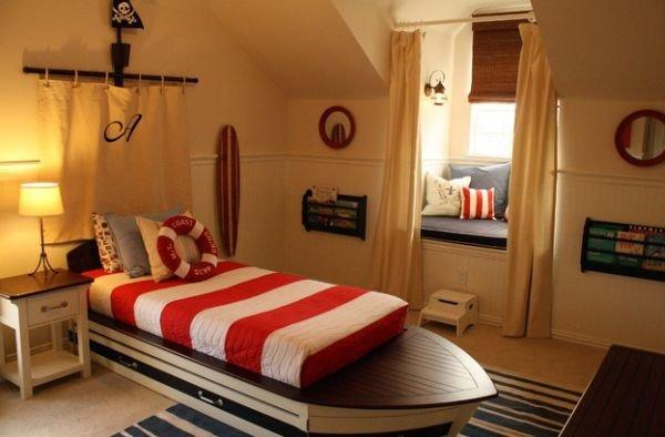Fun Nautical Bedroom Decor Ideas Luxury Nautical Decor Ideas From Ship Wheels to Starfish