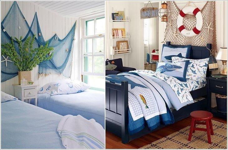 Fun Nautical Bedroom Decor Ideas Unique 10 Cool Nautical Kids Bedroom Decorating Ideas