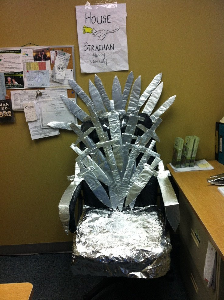Game Of Thrones Office Decor Best Of Game Of Thrones Nameday Fice Chair D Pinterest