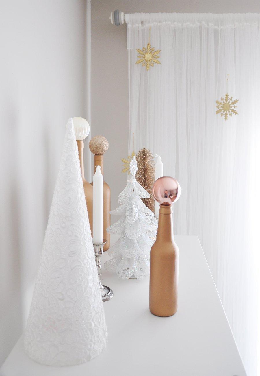Glam Decor On A Budget Luxury Glam Holiday Decor Ideas On A Bud