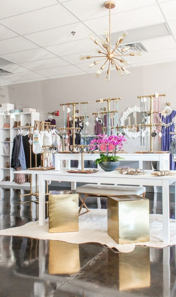 Glam Decor On A Budget Luxury southern as Sweet Tea Modern Glam Boutique Client Project Designingvibes