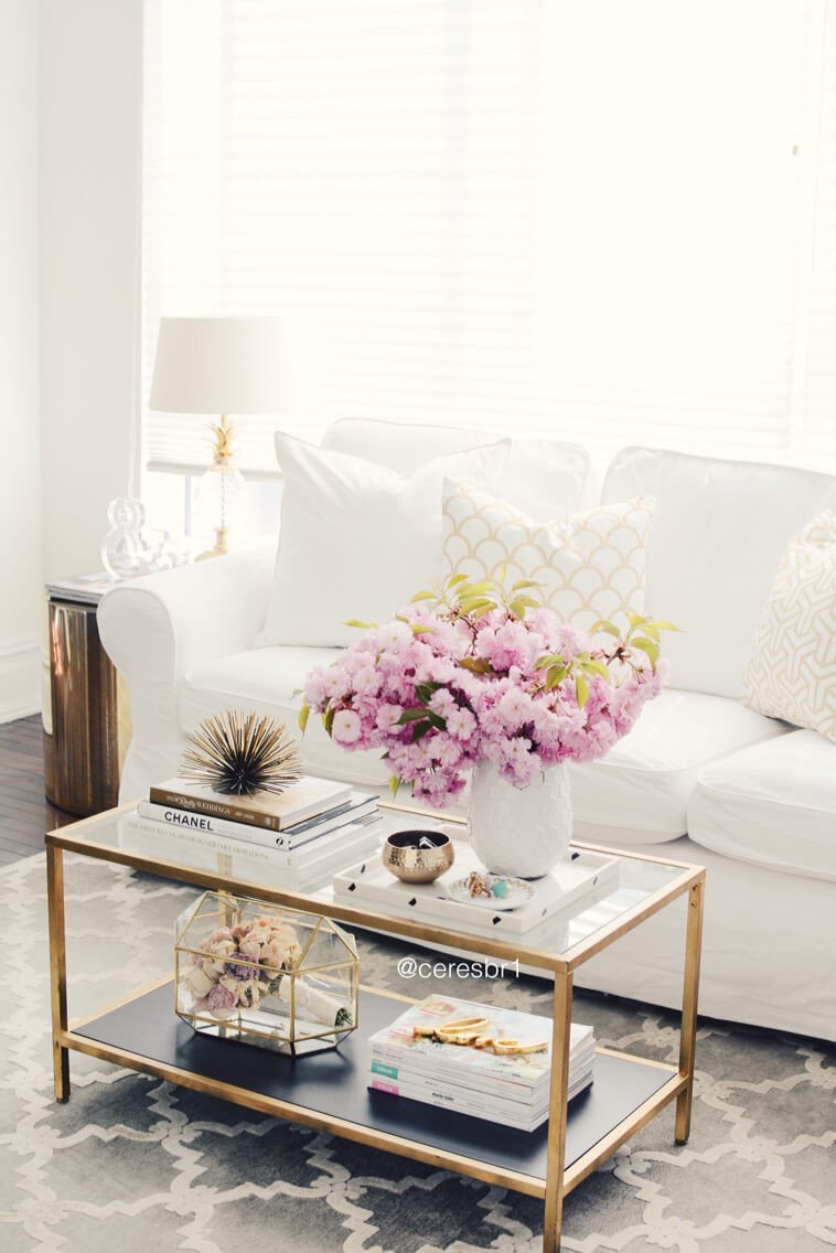 Glass Coffee Table Decor Ideas Awesome Decorate with Style 16 Chic Coffee Table Decor Ideas Style Motivation