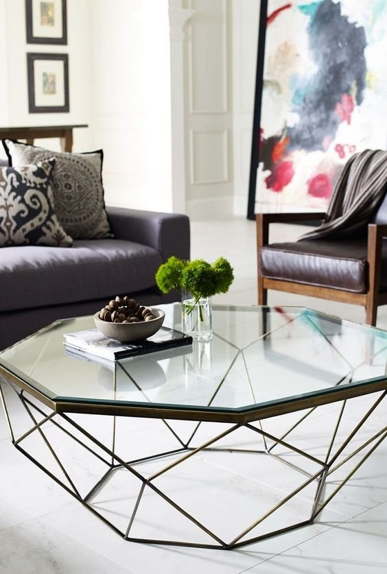 Glass Coffee Table Decor Ideas Inspirational 29 Chic Glass Coffee Tables that Catch An Eye Digsdigs