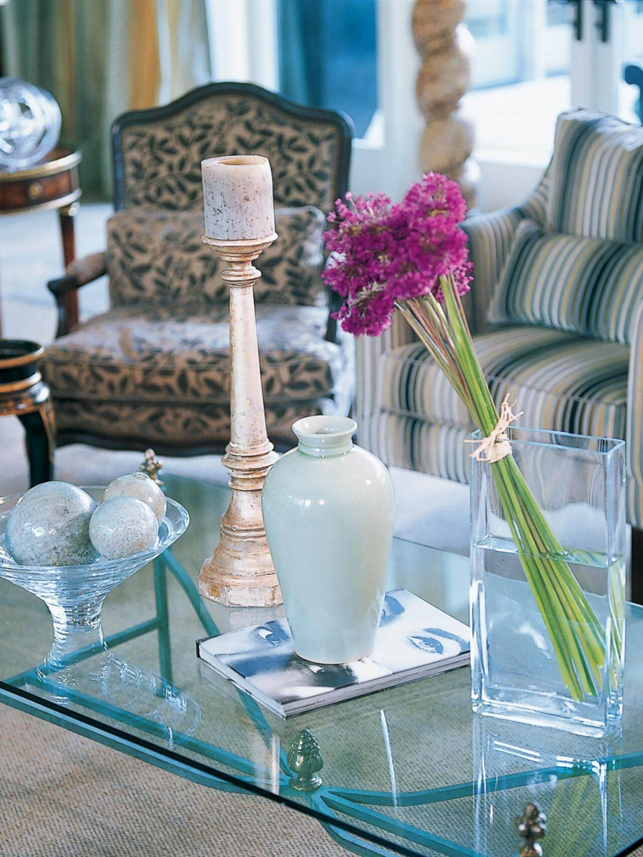 Glass Coffee Table Decor Ideas Inspirational 37 Best Coffee Table Decorating Ideas and Designs for 2019