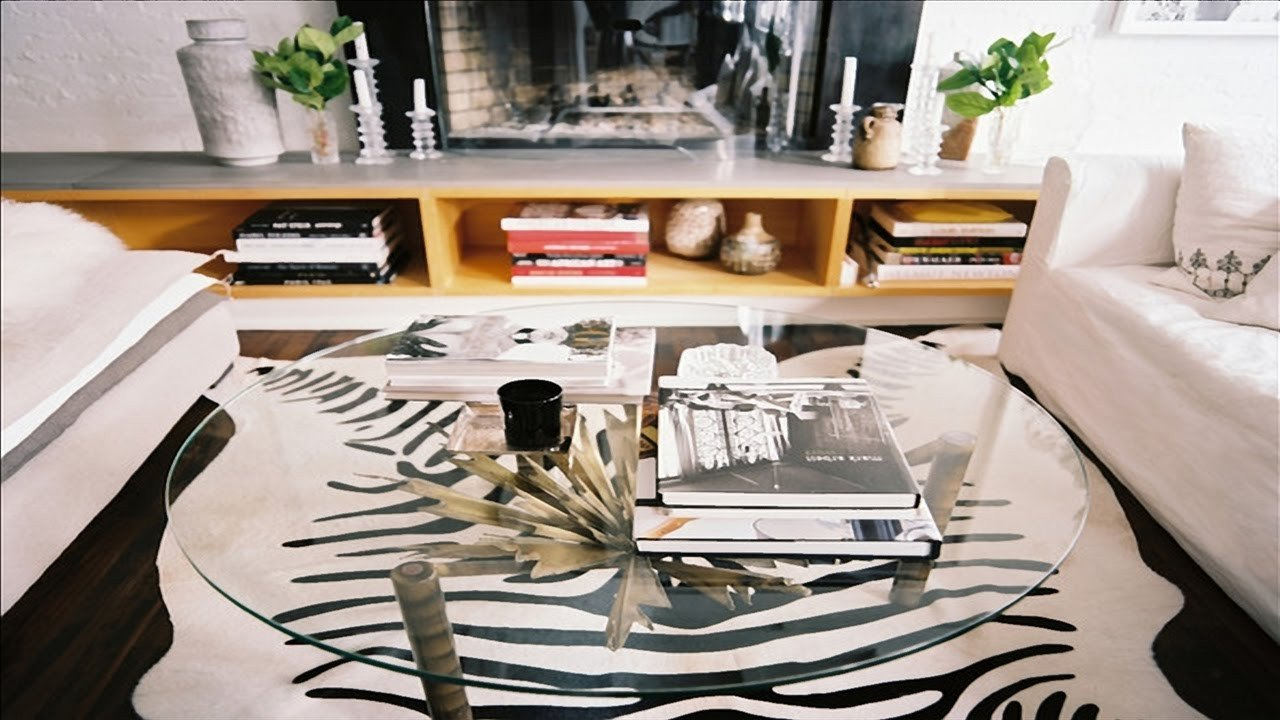 Glass Coffee Table Decor Ideas Inspirational Glass Coffee Table Decorating Ideas that You Shouldn't Miss