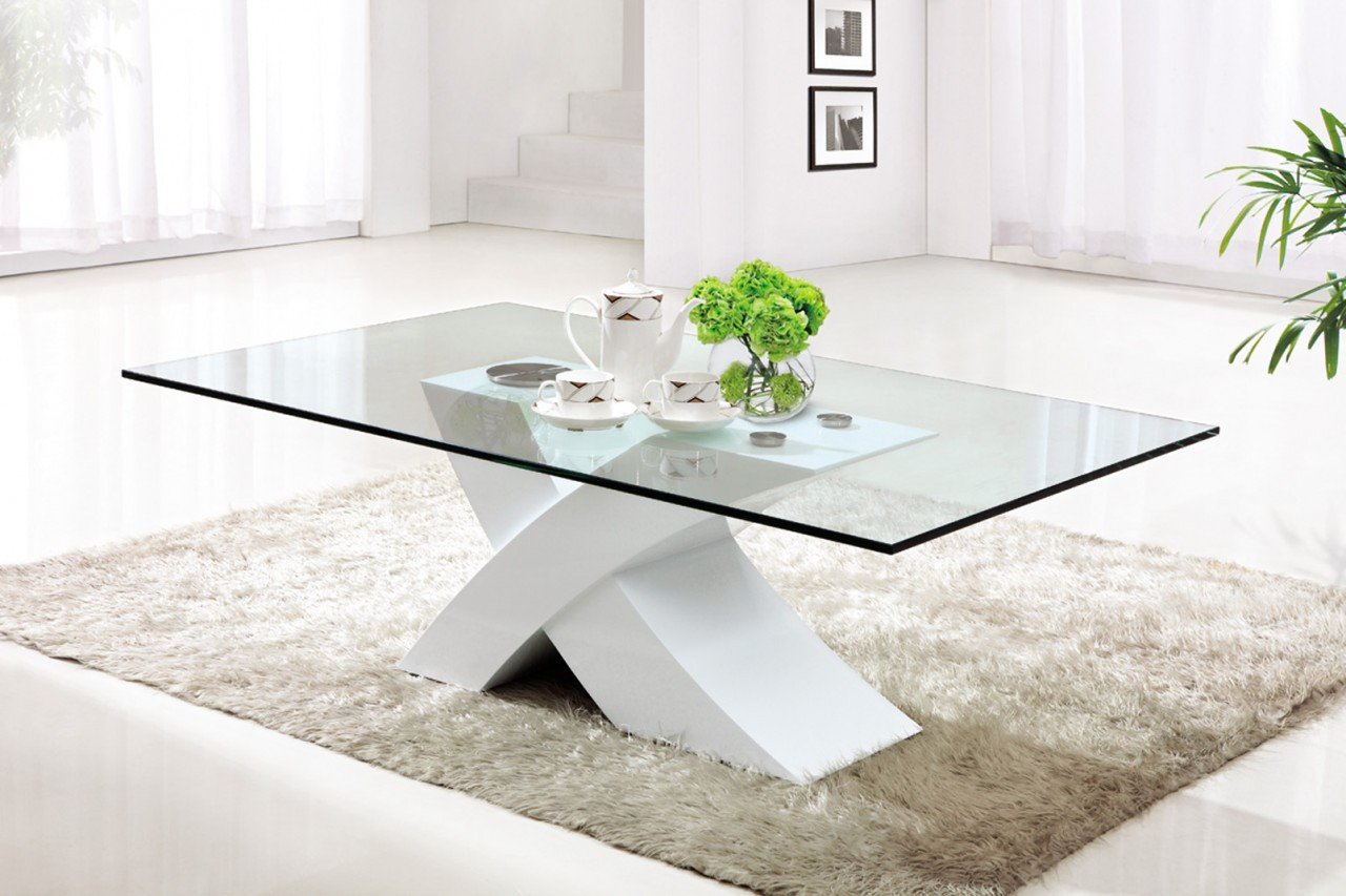 Glass Coffee Table Decor Ideas Lovely Contemporary Glass Coffee Tables Adding More Style Into the Room Traba Homes