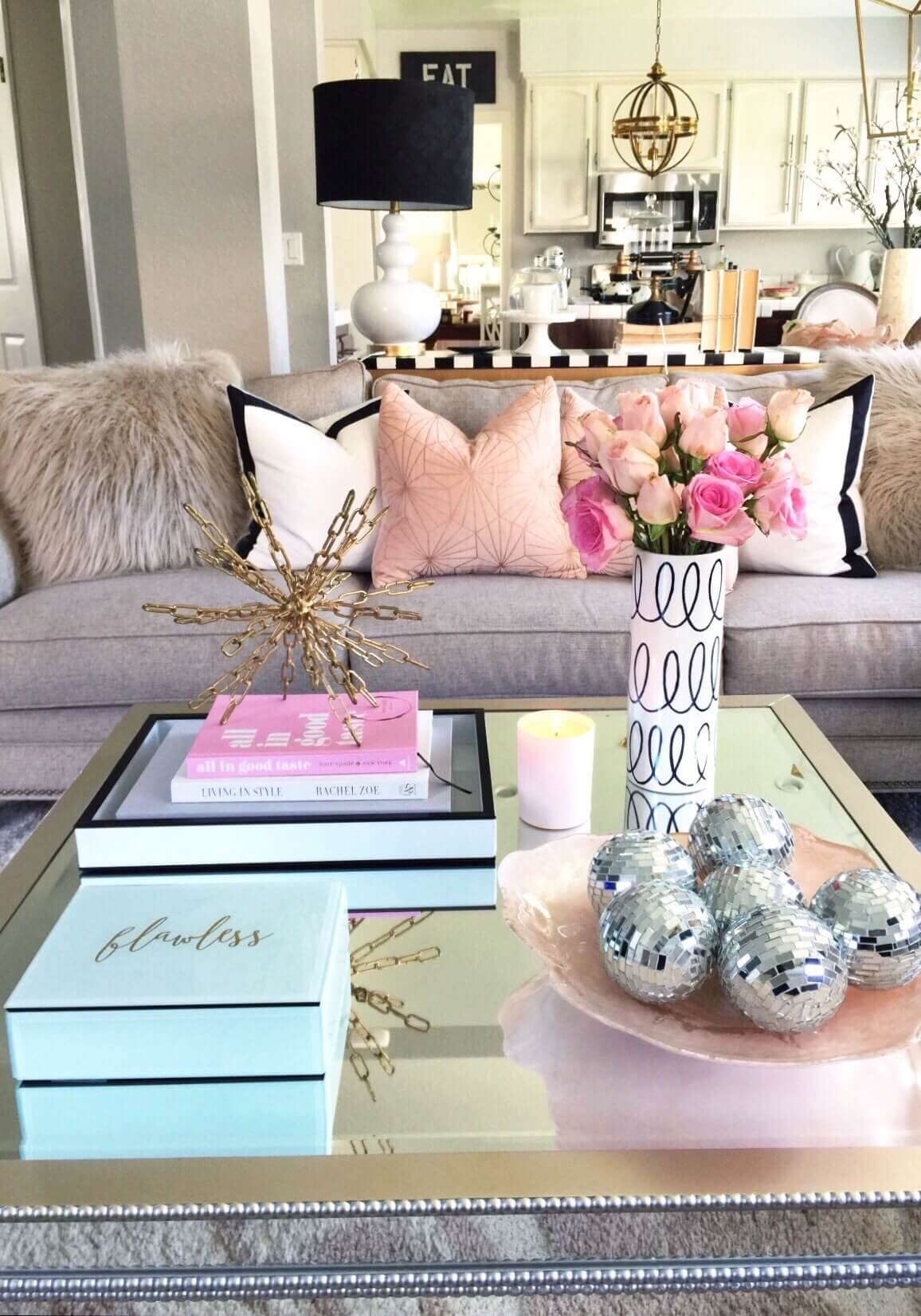 Glass Coffee Table Decor Ideas Luxury 37 Best Coffee Table Decorating Ideas and Designs for 2017