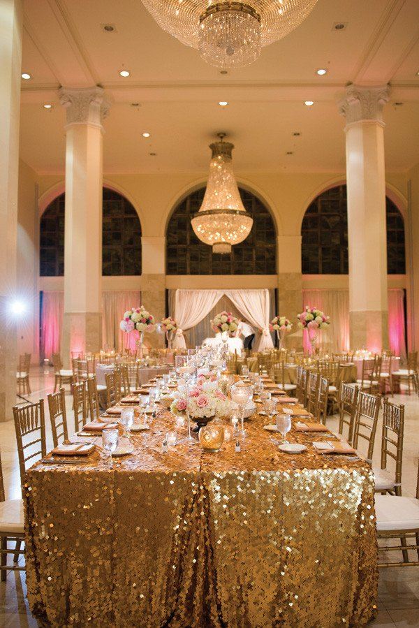 Gold and Ivory Wedding Decor Awesome Ivory Gold & Blush Multicultural Wedding In atlanta Mary Leandrew Munaluchi Bride