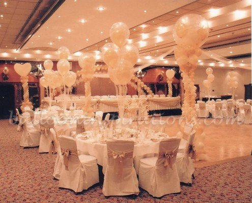 Gold and Ivory Wedding Decor Fresh Weddings Archives Ballooninspirations