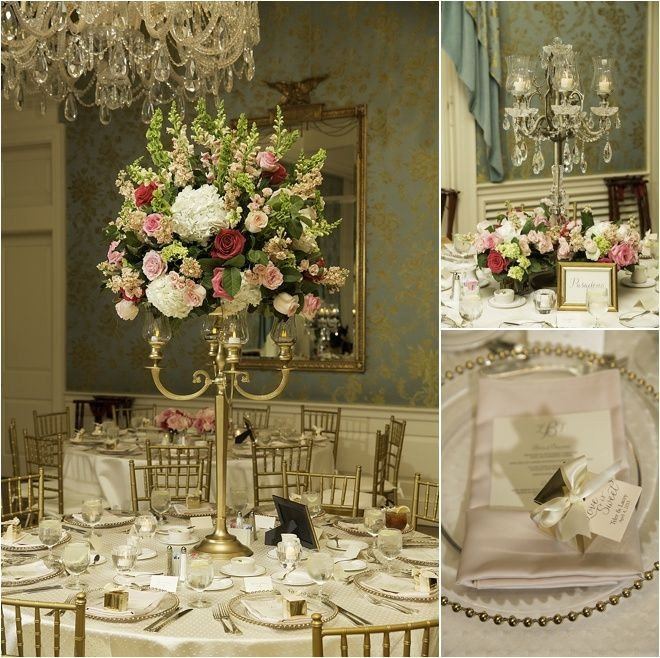 Gold and Ivory Wedding Decor Inspirational Ivory Pink Gold & Green Wedding Decor Elegant Wedding Ideas S D Jones Graphy