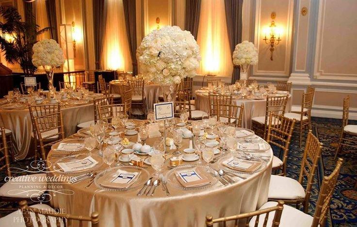 Gold and Ivory Wedding Decor Luxury 17 Best Fairmont Palliser Hotel Weddings Images On Pinterest