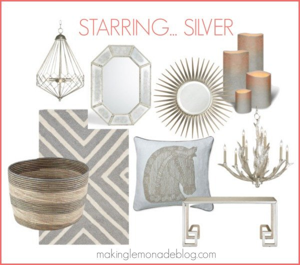 Gold and Silver Home Decor Beautiful Go for the Gold and Silver Bronze Copper