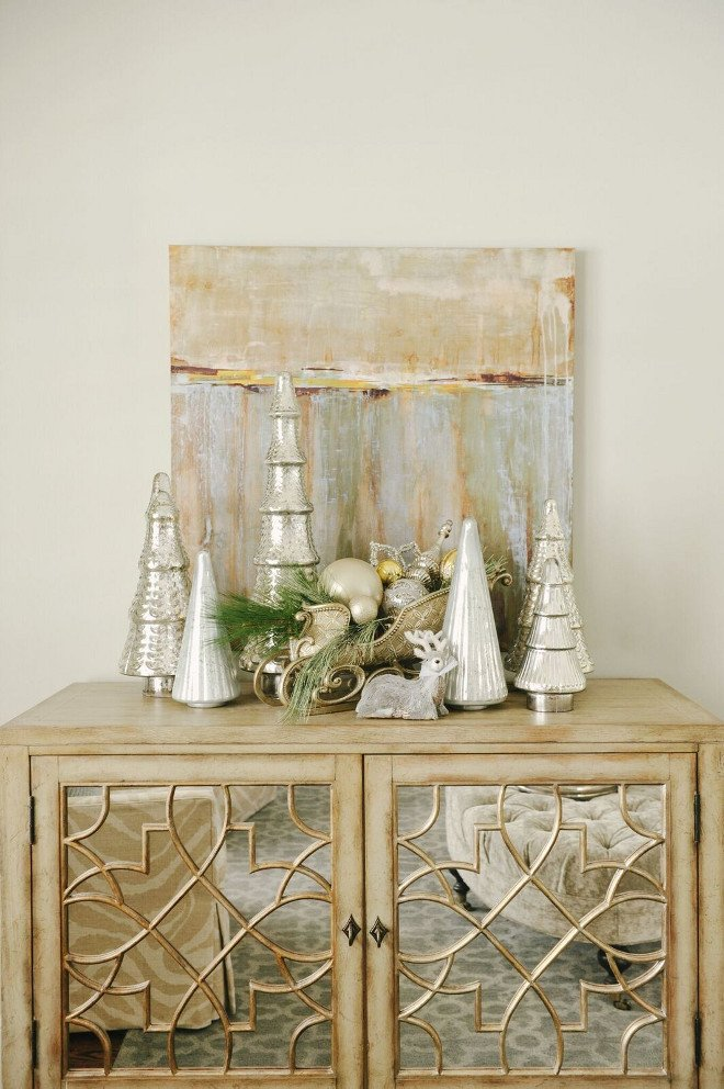Gold and Silver Home Decor Inspirational Christmas Decorating Ideas Home Bunch Interior Design Ideas