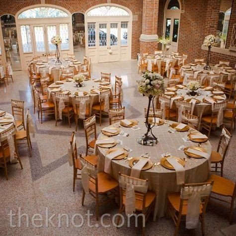 Gold and Silver Wedding Decor Luxury Gold and Silver Wedding Decor