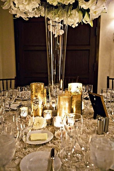 Gold and Silver Wedding Decor New Wedding theme Gold & White – We Do Dream Weddings