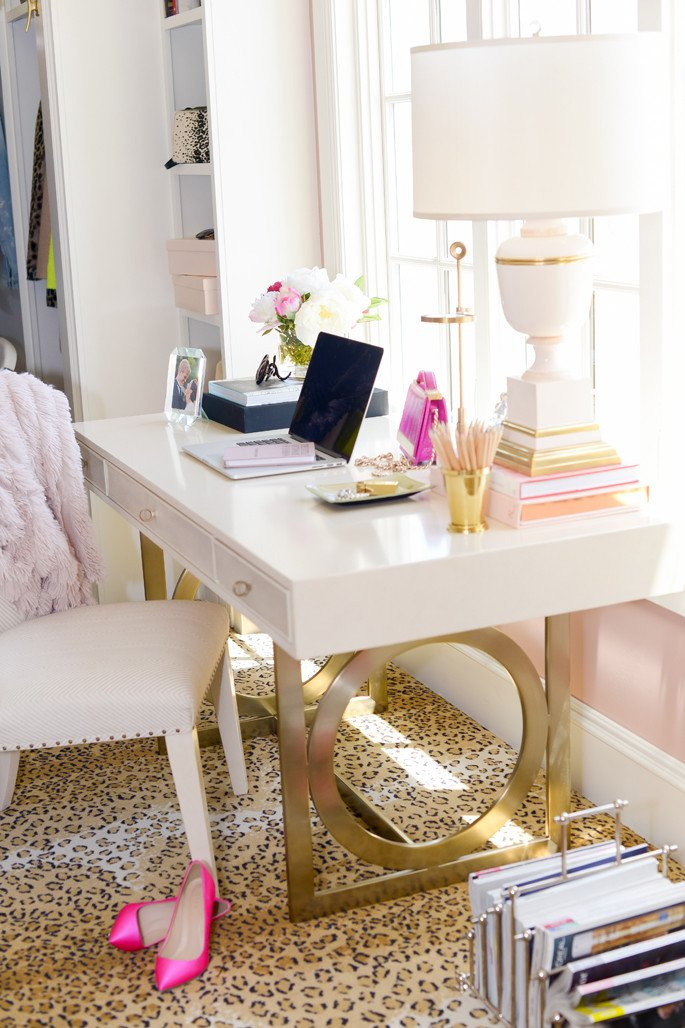 Gold and White Office Decor Luxury Dream Closet and Fice This is What You Ve Been Waiting for