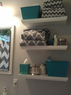 Gray and Turquoise Bathroom Decor Best Of Teal Gray White Bathroom Master Bath and Master Bedroom