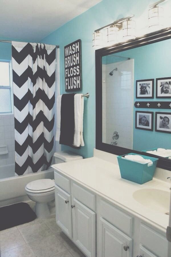 Gray and Turquoise Bathroom Decor Luxury Light Teal Bathroom Home