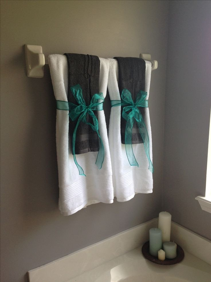 Gray and Turquoise Bathroom Decor New Gray and Turquoise Bathroom for the Home Pinterest