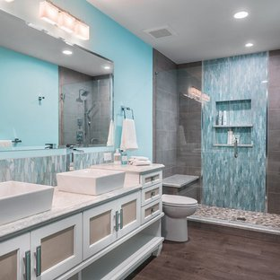 Gray and Turquoise Bathroom Decor Unique Turquoise and Gray Bathroom Ideas