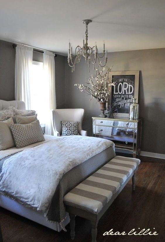 Gray and White Bedroom Decor Awesome 40 Gray Bedroom Ideas Decoholic